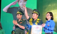 Tuyên dương chiến sĩ quân hàm xanh trẻ - giỏi - tiêu biểu năm 2019