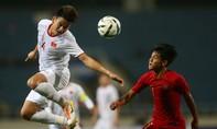 Việt Nam giành 3 điểm bằng pha ghi bàn duy nhất ở giây cuối cùng