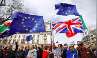 Hàng trăm ngàn người tuần hành tại London đòi trưng cầu dân ý mới về Brexit