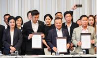 Đảng thân Thaksin lập liên minh với 6 đảng, tuyên bố nắm Hạ viện