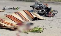 Xe máy tông xe công nông, một người tử vong