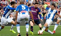 Messi lập cú đúp, Barca tiến gần ngôi vô địch La Liga
