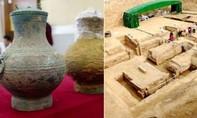 """Phát hiện công thức """"thuốc trường sinh"""" trong ngôi mộ cổ ở Trung Quốc"""