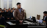 Ca sĩ Châu Việt Cường lãnh 13 năm tù