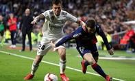 Benzema ghi bàn ở phút 89, Real Madrid giành trọn 3 điểm