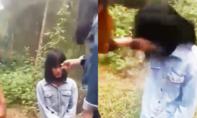 Thêm một vụ nữ sinh bị đánh hội đồng, bắt quỳ gây xôn xao