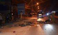 Hai xe máy tông trực diện, 2 người thiệt mạng