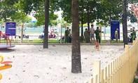 Bắt đối tượng hiếp dâm bé gái trong công viên ở Sài Gòn