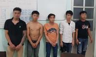 Tuần tra đêm, chặn hai nhóm thanh niên dùng dao dàn trận hỗn chiến