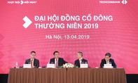 Techcombank đặt mục tiêu lợi nhuận trước thuế năm 2019 dự kiến 11.750 tỷ đồng