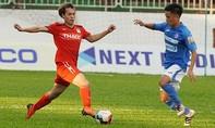 Văn Toàn lập cú đúp, HAGL giành 3 điểm Quảng Ninh