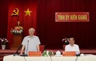 Kiên Giang kiến nghị thành lập thành phố Phú Quốc, huyện đảo Thổ Chu