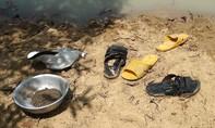 Ba học sinh tiểu học chết đuối dưới ao của một gia đình