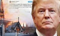 """Dùng """"quả bom nước"""" chữa cháy nhà thờ Đức Bà Paris sẽ gây thiệt hại lớn hơn"""