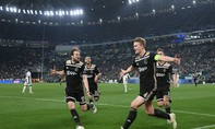 Ronaldo ghi bàn, Juventus vẫn bị Ajax loại khỏi Champions League