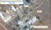 Ảnh vệ tinh cho thấy có hoạt động ở bãi thử hạt nhân Yongbyon