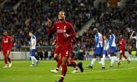Hủy diệt Porto, Liverpool vào bán kết Champions League