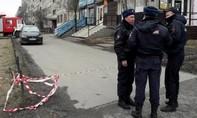 Nổ ở học viện quân sự Nga, 4 người bị thương