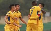 SLNA thắng trận đầu tiên sân khách tại V-League 2019