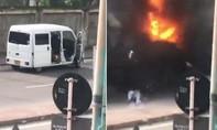 Cảnh sát Sri Lanka tìm thấy 87 kíp nổ ở trạm xe buýt thủ đô