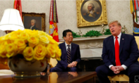 Ông Trump muốn Nhật tạo thêm nhiều việc làm cho ngành ôtô ở Mỹ
