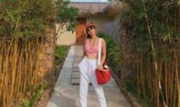 Sao Việt nô nức đi du lịch dịp nghỉ lễ