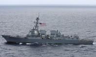 Mỹ điều 2 tàu chiến qua eo biển Đài Loan, thách thức Trung Quốc