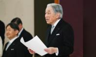 Nhật Hoàng chính thức thoái vị, trở thành Thượng hoàng