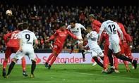 Zidane nhận thất bại đầu tiên từ khi tái xuất cùng Real