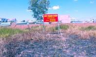 Nhiều người điêu đứng vì mua đất phân lô bán nền ở vùng ven Sài Gòn