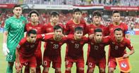 Đội tuyển Việt Nam xếp thứ 98 thế giới