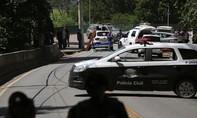 Cướp cây ATM ở Brazil, ít nhất 11 nghi phạm bị bắn chết