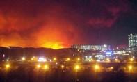 Hàng ngàn người sơ tán vì cháy rừng lan rộng ở Hàn Quốc