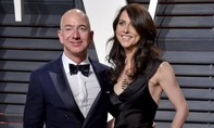 Tỷ phú Amazon khen vợ hết lời sau cuộc ly hôn 'đắt giá' nhưng nhân văn