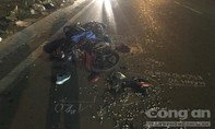 Tài xế lái xe ben bỏ chạy sau tai nạn chết người ở Sài Gòn
