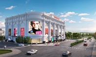 Vincom Retail ra mắt vincom Shophouse Kon Tum