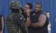 10 lính Brazil bị bắt vì xả nhầm 80 viên đạn vào xe chở gia đình