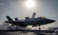Siêu tiêm kích F-35A  'biến mất khỏi radar' trên Thái Bình Dương