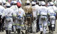 Nam Phi giải cứu thành công 1.800 công nhân đào vàng kẹt dưới hầm mỏ