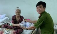 Nấu cháo tặng miễn phí cho bệnh nhân
