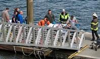 Hai thủy phi cơ Mỹ va chạm trên không, 5 người thiệt mạng