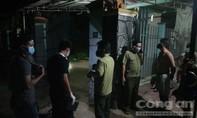 Kinh hoàng xác người trong thùng nhựa đổ bê tông, nghi bị giết