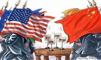Trung Quốc tuyên truyền sẽ trụ vững trong cuộc chiến thương mại với Mỹ