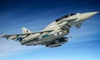 Anh điều tiêm kích chặn máy bay Nga trên Biển Baltic