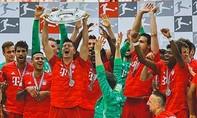 Clip Bayern vô địch năm thứ 7 liên tiếp tại Bundesliga