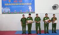 Gần 400 học viên Cảnh sát thi tìm hiểu về Bác Hồ