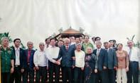 Chuẩn bị cho tang lễ Đại tướng Lê Đức Anh tại Thừa Thiên Huế