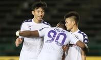 Hà Nội thắng đậm, nuôi hy vọng ở AFC Cup