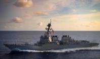 """Mỹ lại điều tàu chiến qua eo biển Đài Loan """"dằn mặt"""" Trung Quốc"""