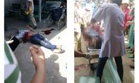 Cầm hai dao xông vào bệnh viện đâm chết tình địch